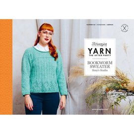 Scheepjes Breipatroon  Bookworm Sweater