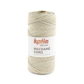 Katia Macramé Cord 114  Beige