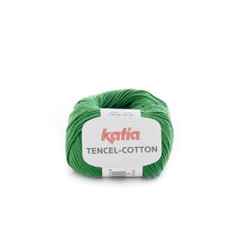 Katia Tencel Cotton 12 Groen