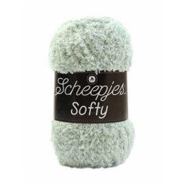 Scheepjes Softy 498 Mintgroen