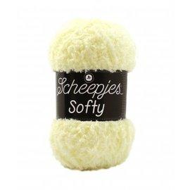 Scheepjes Softy 499 Lichtgeel