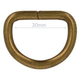D-ringen 20 mm