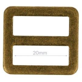 Metalen Gesp 20 mm