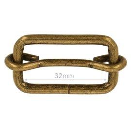 Metalen Gesp 32 mm