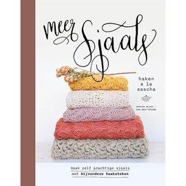 Haakboek Meer sjaals haken