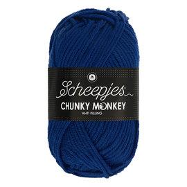 Scheepjes Chunky Monkey 1117 Royal Blue