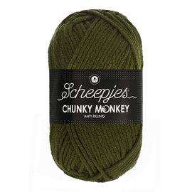 Scheepjes Chunky Monkey 1027 Moss Green