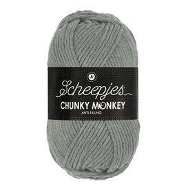 Scheepjes Chunky Monkey 1099 Mid Grey