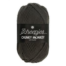 Scheepjes Chunky Monkey 2015 Dark Grey