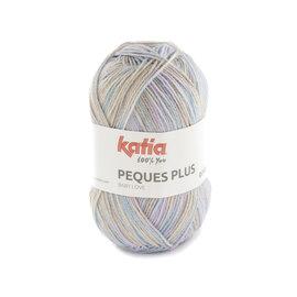 Katia Peques Plus 105 Paars-Blauw-Steengrijs