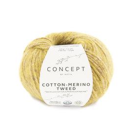 Katia Cotton Merino Tweed 507 Oker