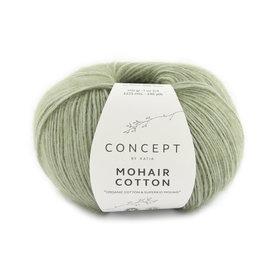 Katia Mohair Cotton 72 Mintgroen