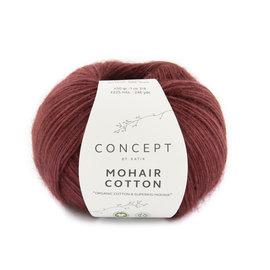Katia Mohair Cotton 81 Rood