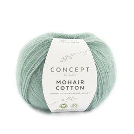 Katia Mohair Cotton 84 Turquoise