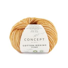 Katia Cotton Merino Fine 82 Lichtoranje