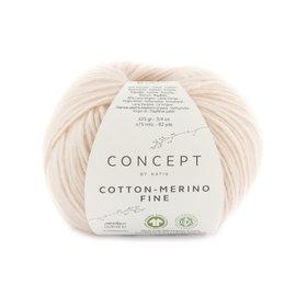 Katia Cotton Merino Fine 88 Lichtroos