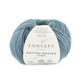 Katia Cotton Merino Fine 95 Turquoise