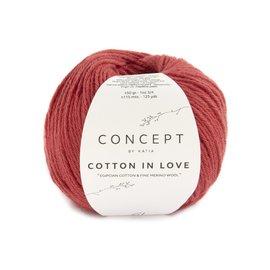 Katia Cotton in Love 61 Rood