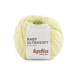 Katia Baby Ultrasoft 62 Geel