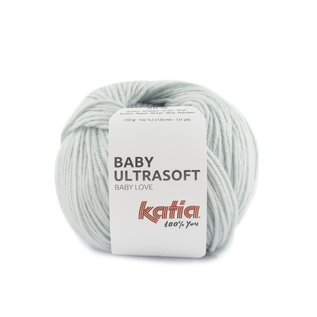 Katia Baby Ultrasoft 63 Mintgroen
