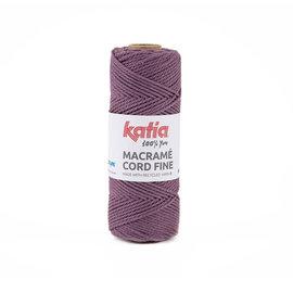 Katia Macramé Cord Fine 212 Violet