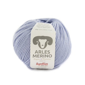 Katia Arles Merino 65 Licht hemelsblauw