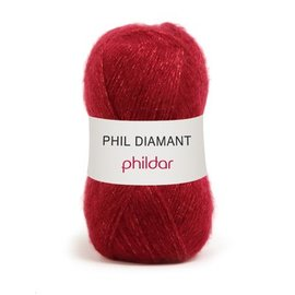 Phildar Phil Diamant 05 Rubis