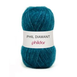 Phildar Phil Diamant 08 Paon