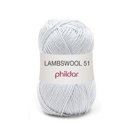 Phildar Lambswool 51 16 Celeste