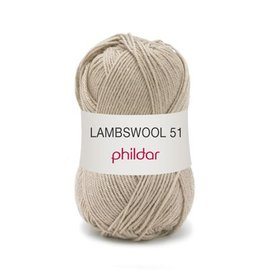 Phildar Lambswool 51 80 Chanvre