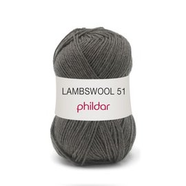 Phildar Lambswool 51 01 Taupe