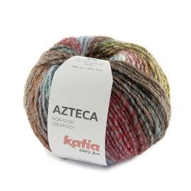 Katia Azteca 7883 Lichtgeel-Rood-Groen