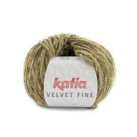 Katia Velvet Fine 219 Lichtbruin