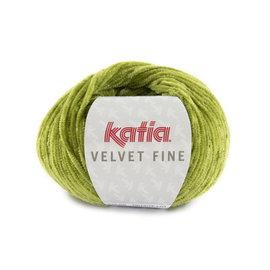 Katia Velvet Fine 220 Mosgroen