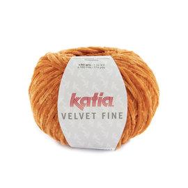 Katia Velvet Fine 222 Oranje