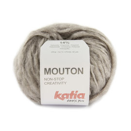 Katia Mouton 74 Aubergine