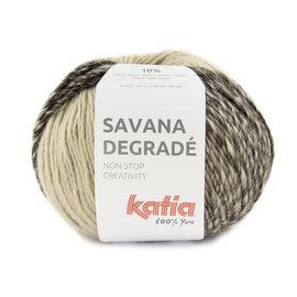 Katia Savana Dégradé 101 Bruin-Lichtbruin-Donkerbruin