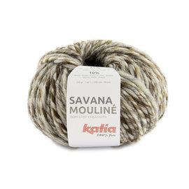 Katia Savana Mouliné 206 Beige-Grijs-Bruin