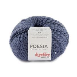 Katia Poesia 60 Nachtblauw