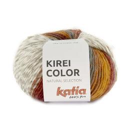 Katia Kirei Color 300 Violet-Oker-Oranje-Wijnrood