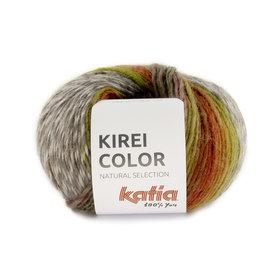 Katia Kirei Color 301 Wijnrood-Roodoranje-Kaki
