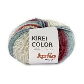 Katia Kirei Color 305 Roest-Parelmoer-Lichtgrijs-Blauw