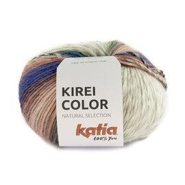 Katia Kirei Color 307 Lila-Lichtroze-Lichtgroen