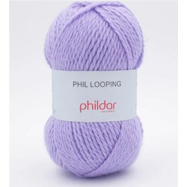 Phildar Phil Looping Jacinthe