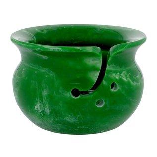 Yarn Bowl Kunststof verschillende kleuren met parelmoer effect