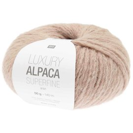 Rico Luxury Alpaca Superfine Aran 22 Camel