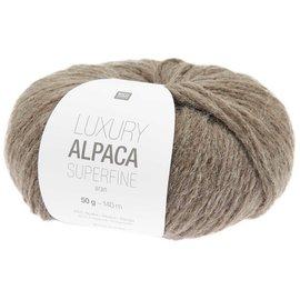 Rico Luxury Alpaca Superfine Aran 23 Taupe