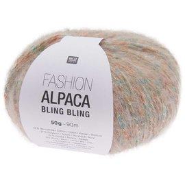 Rico Fashion Alpaca Bling Bling 001 Pastel