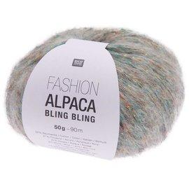 Rico Fashion Alpaca Bling Bling 003 Mint