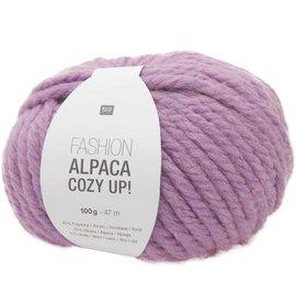 Rico Fashion Alpaca Cosy Up 9 Lavendel